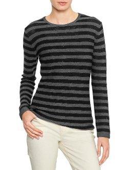 Gap - Factory Sequin Stripe Shirt