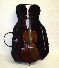 Crystalcello - Full Size Cello