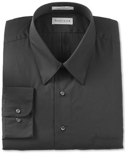 Van Heusen  - Poplin Solid Dress Shirt