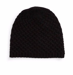Lord & Taylor - Cashmere Knit Beanie