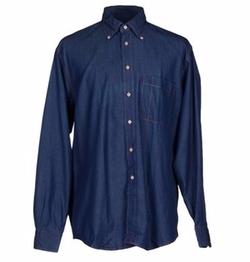 Del Siena - Long Sleeve Denim Shirt