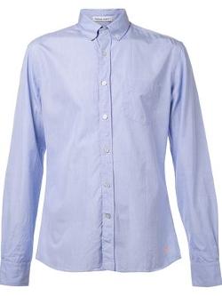 Tomas Maier  - Ffil A Slim Button Down Shirt