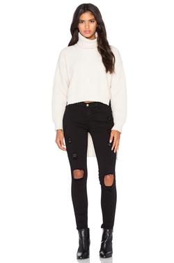 BLQ Basiq - Turtleneck Sweater