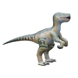 Jet Creations - Large Inflatable Velociraptor
