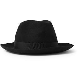 Borsalino - Felt Fedora Hat