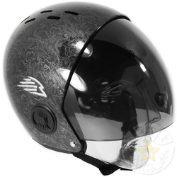 Gath - Full Retractable Visor Helmet