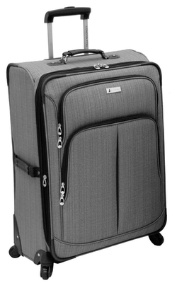 London Fog - Expandable Upright Luggage