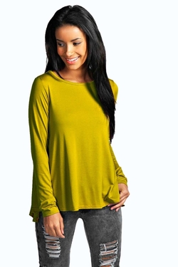 Boohoo Basics - Charlotte Long Sleeved Top