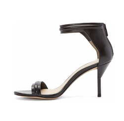 3.1 Phillip Lim - Black Heeled Martini Sandals