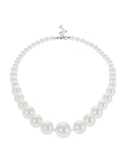 Nadri - Faux Pearl Necklace