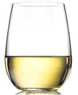 The Cellar - Stemless White Wine Glasses