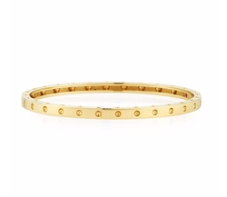 Roberto Coin - Symphony Collection Pois Mois Bangle Bracelet