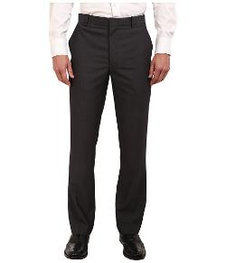 Perry Ellis  - Tonal Textured Dress Pant