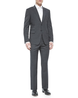 Paul Smith - Windowpane Two-Piece Suit