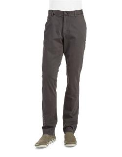 Michael Kors  - Flat Front Chinos