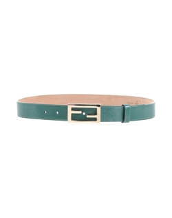Fendi  - Leather Belt