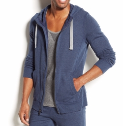 2(x)ist - Men's Terry Zip-Up Hoodie