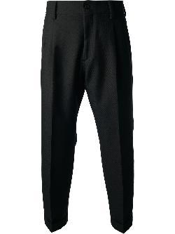 DOLCE & GABBANA  - tailored trouser