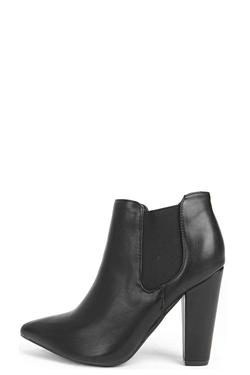 Alexa Block - Heel Pointed Boots