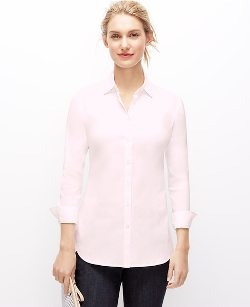 Ann Taylor - Petite Perfect Shirt