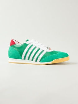 Dsquared2 - Striped Sneakers