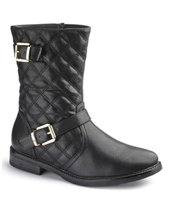 Natures Own - Quilted Biker Boots