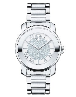 Movado Bold - Ladies Stainless Steel Watch