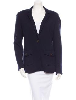 Tory Burch - Wool Blend Blazer