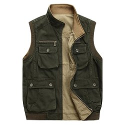 Dong Jie Kou  - Hiking Sport Pockets Vest