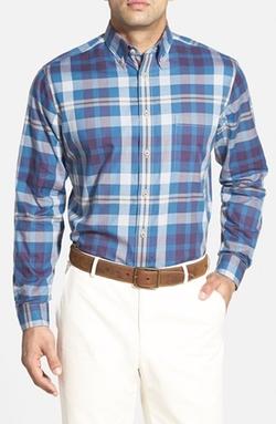Maker & Company - Regular Fit Plaid Sport Shirt