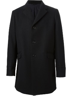 Jil Sander  - Classic Single Breasted Coat