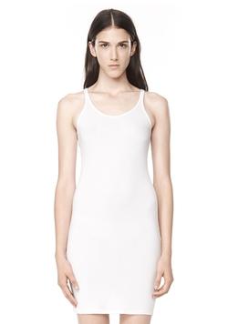 Alexander Wang - Modal Spandex Cami Tank Dress