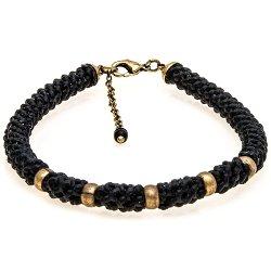 Max Reed  - Chunky Brass Beads Bracelet
