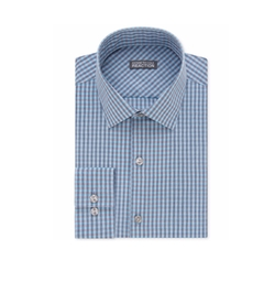 Kenneth Cole Reaction - Check Dress Shirt
