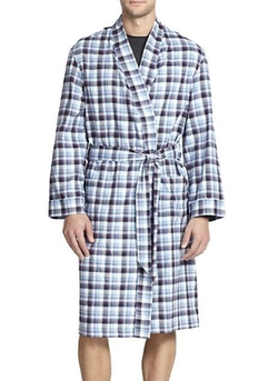 Derek Rose  - Ranga Cotton Robe