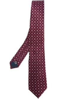 Lanvin - Check Pattern Tie