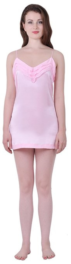 Marycrafts - Pure Silk Slip Nightie Chemise
