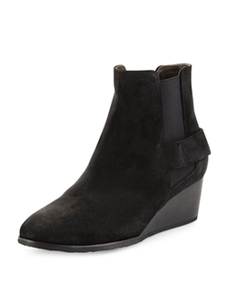 Coclico - Oddly Suede Wedge Booties