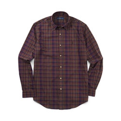 Ralph Lauren - Plaid Cotton Twill Shirt