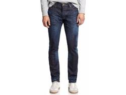 PRPS - Dark-Wash Selvedge Straight-Leg Jeans