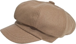 San Francisco Hat Company - Newsboy Wool Cap