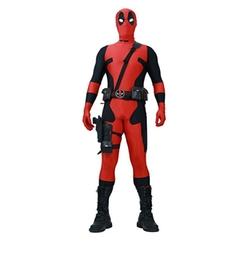 Miccostumes - Fullset Deadpool Jumpsuit Costume
