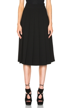 Nomia - Pleated Midi Skirt