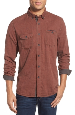 Jeremiah - Chase Double Woven Sport Shirt