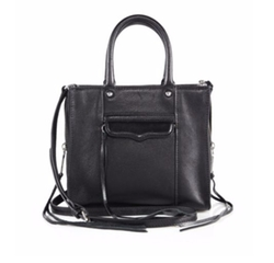 Rebecca Minkoff - Mini Side Zip Mab Leather Tote Bag