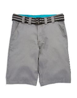 Mick Mack - Boys 2-7 Cargo Shorts With Belt