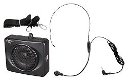 Pyle-Pro - Portable PA System with Headset Microphone