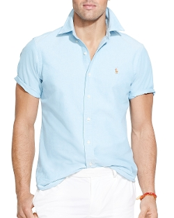 Ralph Lauren - Oxford Button Down Shirt