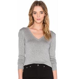 525 America - V Neck Long Sleeve Sweater