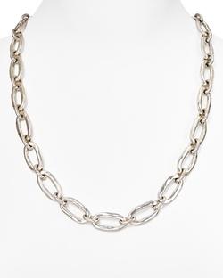 Uno De 50  - Chain Link Necklace